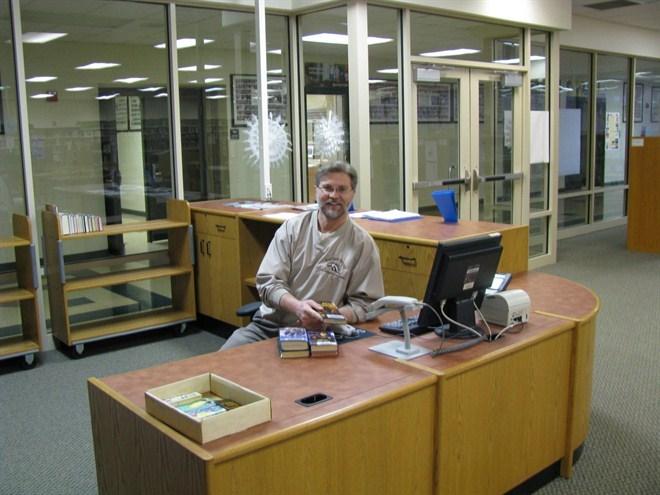 Gregg McKenzie - District Library Media Specialist