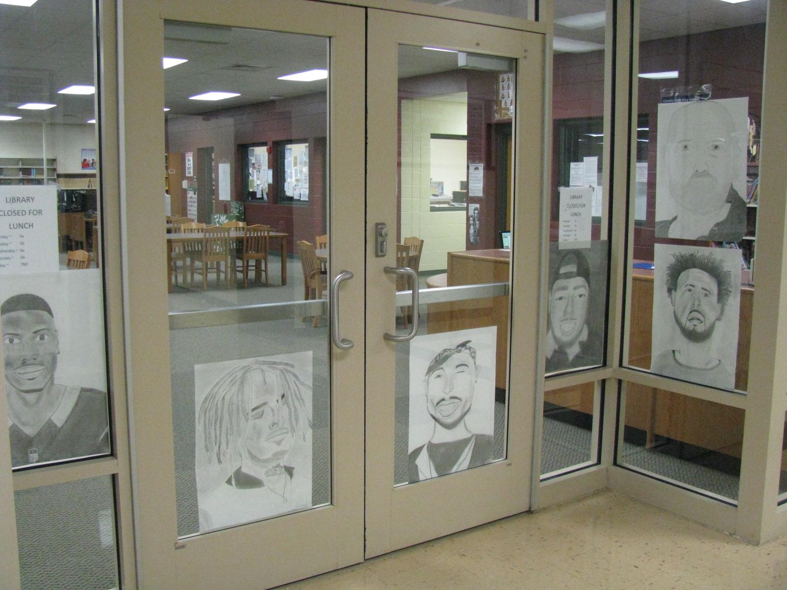 Art Classes Showcase Talent