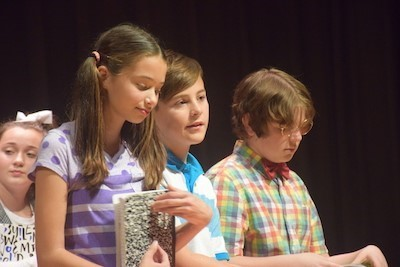 Junie B Jones Play at HEMS