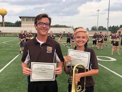 Summer Band Leadership Awards