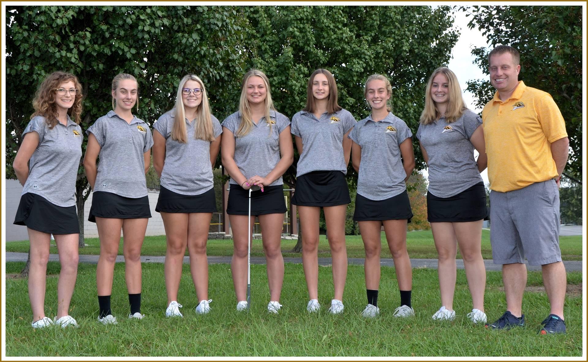 2021 Girls Golf