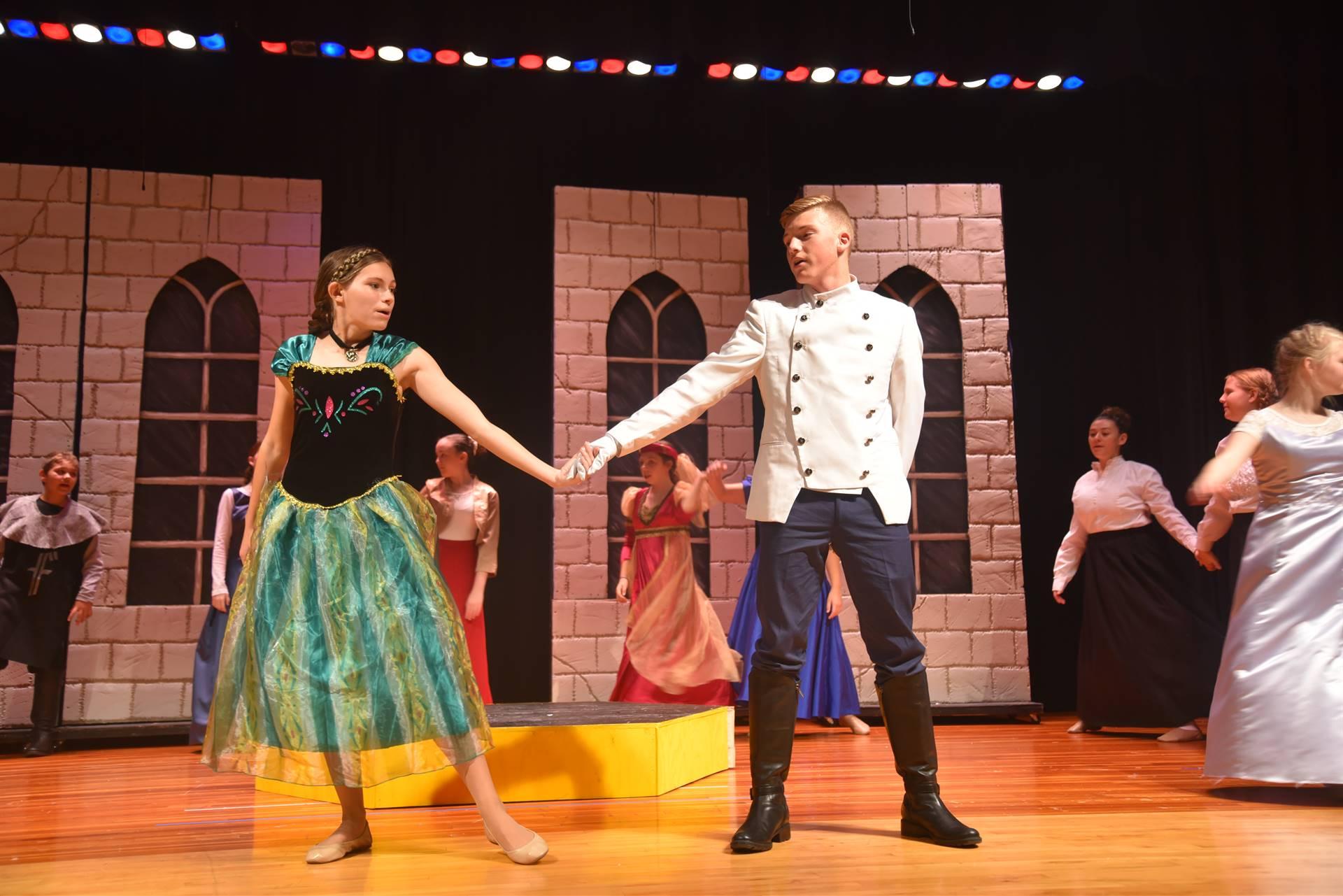 Anna and Prince