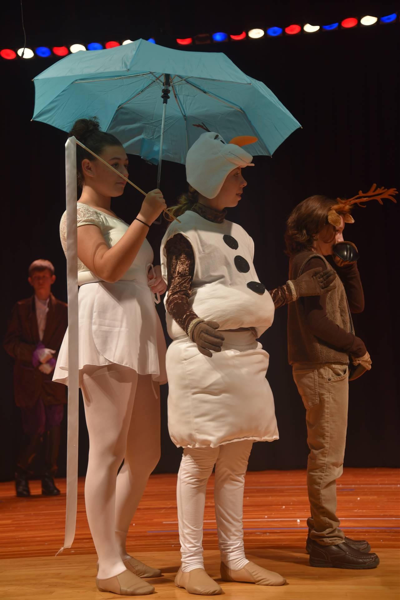 Olaf's Umbrella