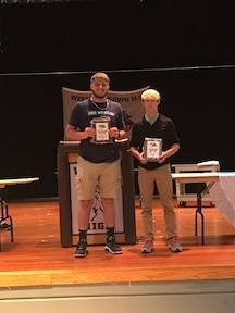 2021 Male Athletes of the Year