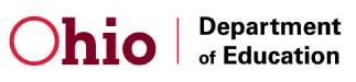 Ohio Department of Education