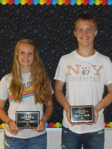 Nancy Jewell Citizenship Award