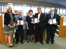 Embedded Image for: Congratulations to our 2015 Inductees (20155189156401_image.JPG)