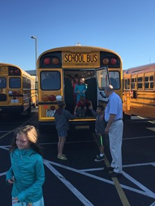 WB Bus Safety Drills