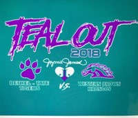 Teal Out Flyer