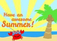 Cartoon Image Summer